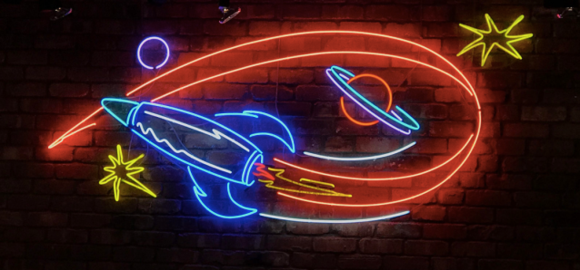 Neon at the Diner. (Photo: Ged Carroll/Creative Commons)